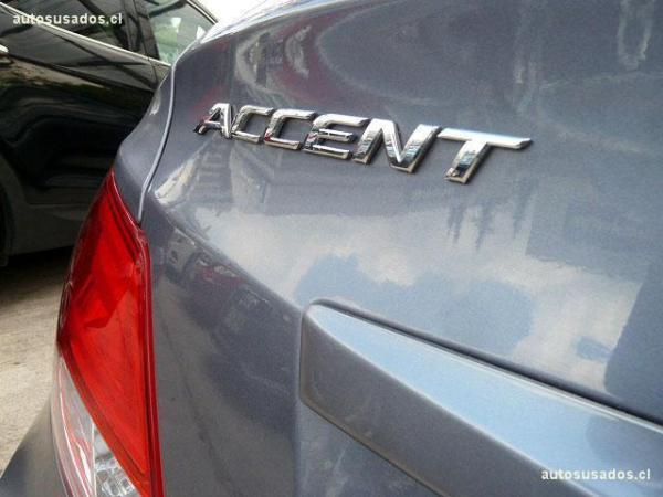 Hyundai Accent RB 1.4 GL 6MT año 2015