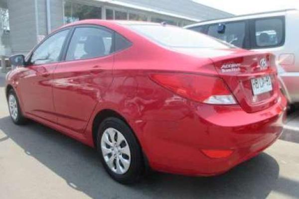 Hyundai Accent RB 1.4 GL AV 6MT año 2015