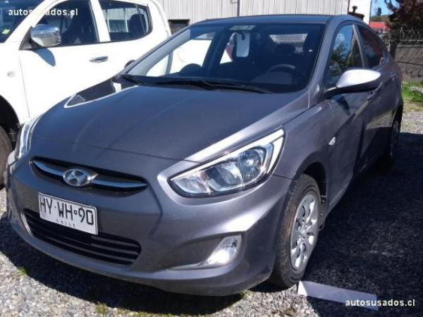 Hyundai Accent 1.4 año 2016