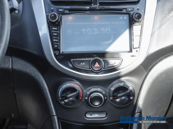 Hyundai Accent GL 1.4 año 2016