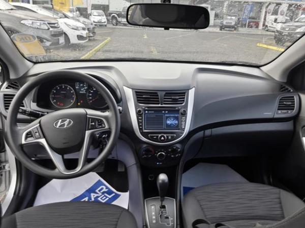 Hyundai Accent ACCENT RB GL 1.4 año 2016