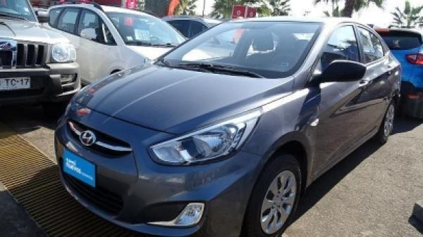 Hyundai Accent RB año 2016