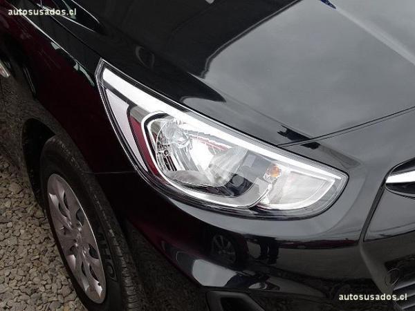 Hyundai Accent RB año 2016