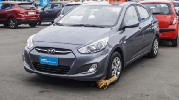 Hyundai Accent RB GL AC 2AB ABS SE año 2016