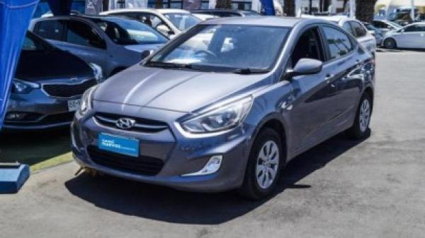 Hyundai Accent GL RB año 2016