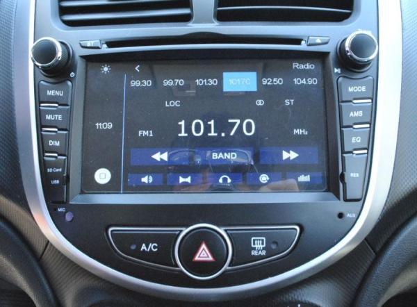 Hyundai Accent RB HB GL AC año 2016
