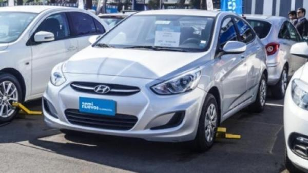 Hyundai Accent 1.4 RB GL año 2016