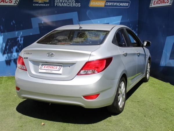 Hyundai Accent RBMEC 1.4 4X2 RB año 2017