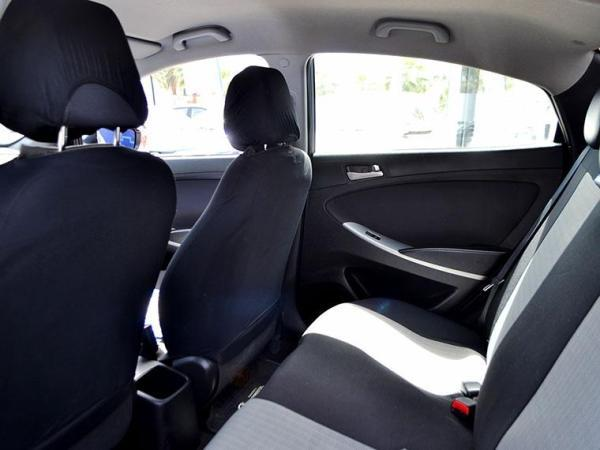 Hyundai Accent 1.4 4X2 ACCENT R año 2017