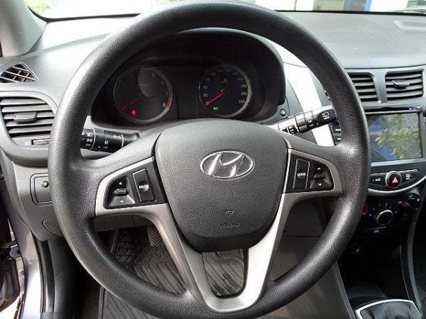 Hyundai Accent RB GL 1.4 año 2017