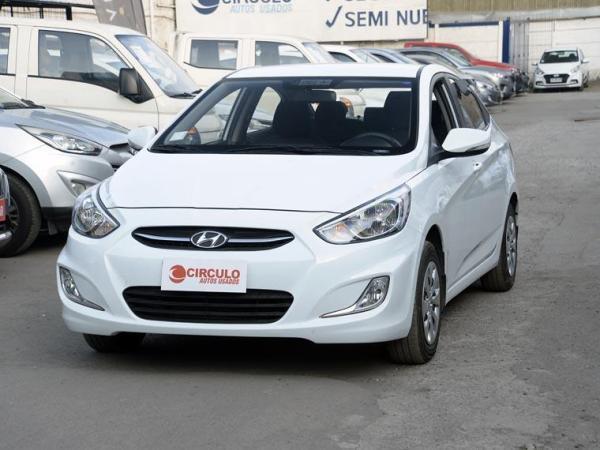 Hyundai Accent RB 1.4 GL año 2017