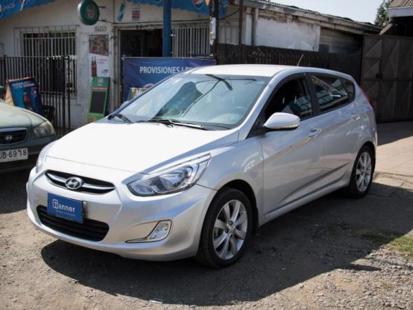 Hyundai Accent MT año 2017