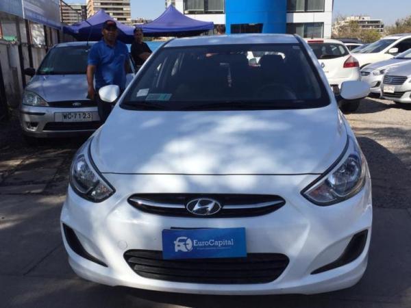Hyundai Accent RL GL año 2017