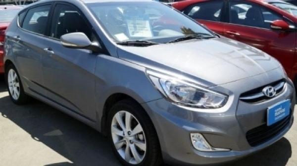 Hyundai Accent RB MT AC 1.4 año 2017