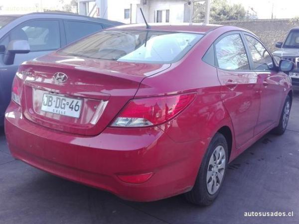 Hyundai Accent RB GL AC 2AB ABS año 2017