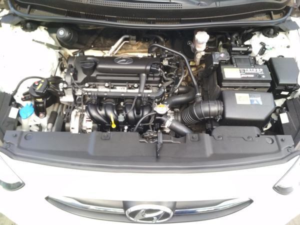 Hyundai Accent GL 1.4 MT AC 2AB año 2018