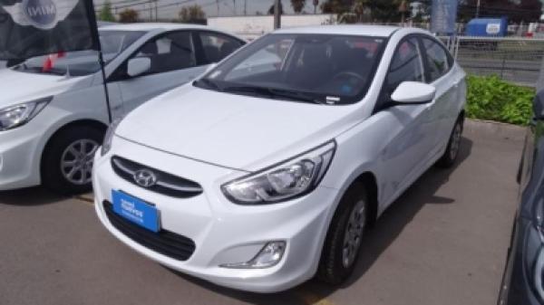 Hyundai Accent - año 2018