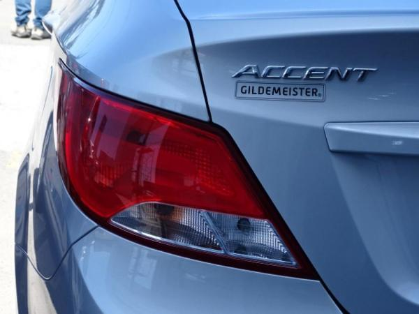 Hyundai Accent MT año 2018