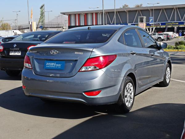Hyundai Accent RB SDN 6MT GL AC 2AB año 2019