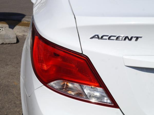 Hyundai Accent MT RB año 2019