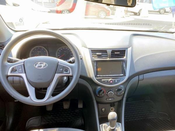 Hyundai Accent ACCENT RB SDN 1,4 CVT GL año 2020