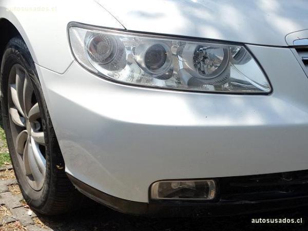 Hyundai Azera GLS 3.3 año 2008