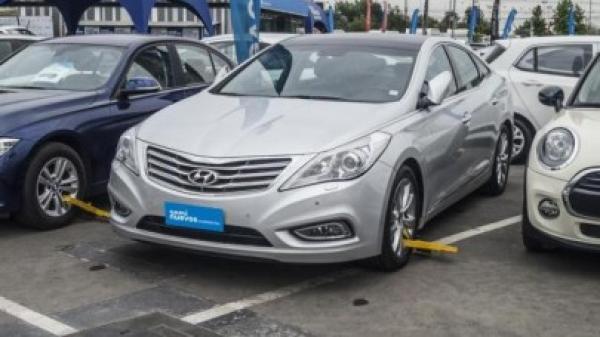 Hyundai Azera 3.0 HG año 2014