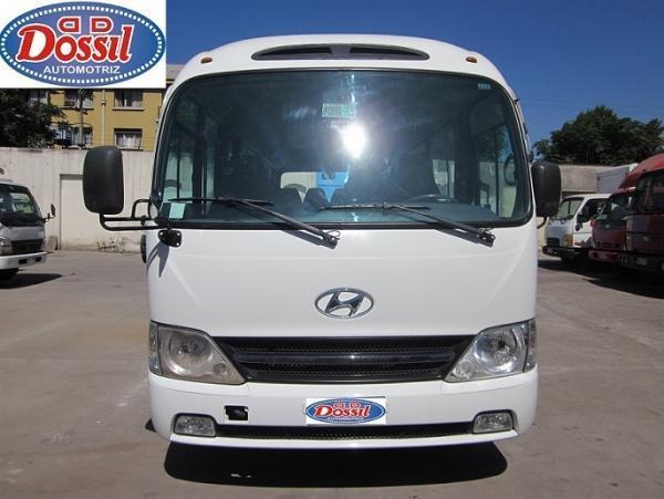 Hyundai County  año 2009