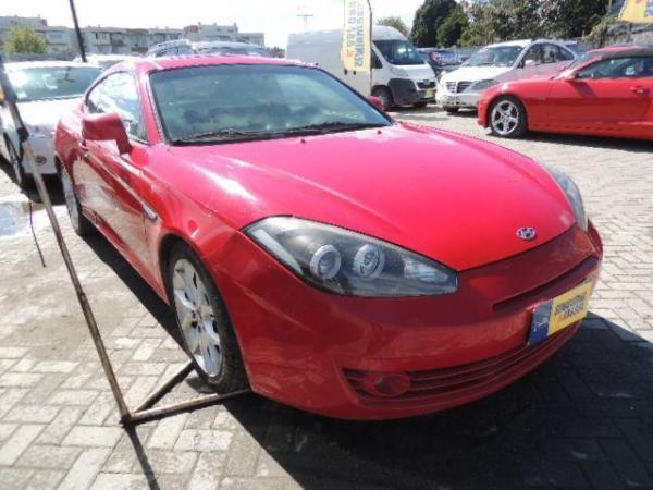 Hyundai Coupe COUPE GLS 2.7 año 2008
