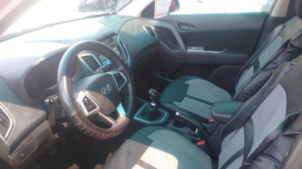 Hyundai Creta Crédito año 2017