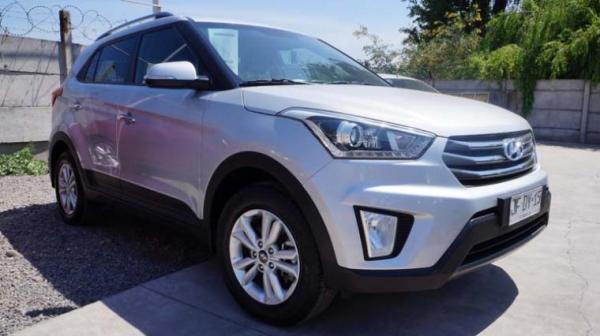 Hyundai Creta GLS 1.6 año 2017