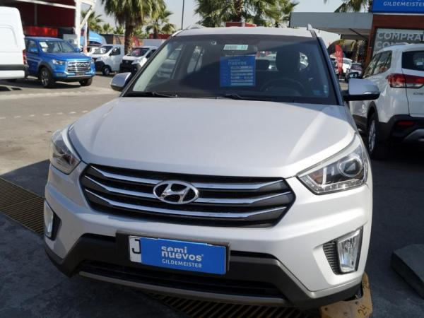 Hyundai Creta GS año 2017