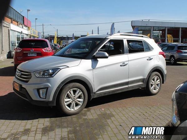 Hyundai Creta Creta Gls 1.6 año 2017