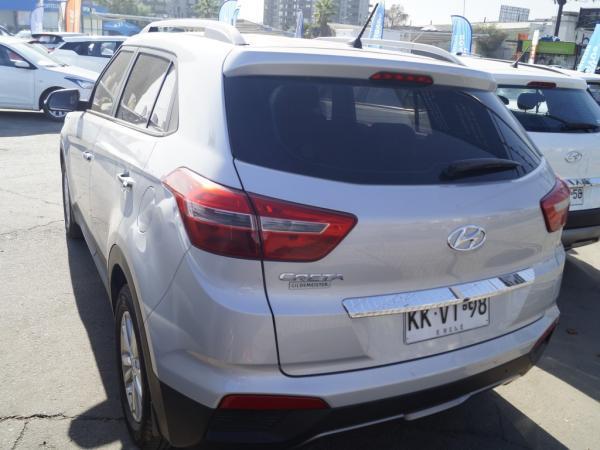Hyundai Creta GS año 2018