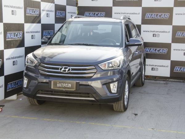 Hyundai Creta CRETA GS SW AT año 2018