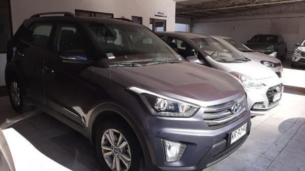 Hyundai Creta GS 1.6 AT GLS 2AB ABS año 2018