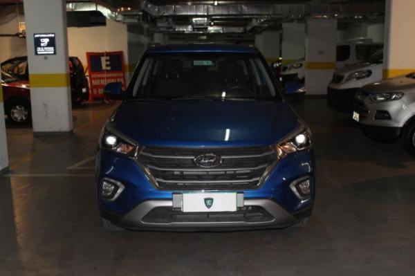 Hyundai Creta GS 1.6 AT año 2019