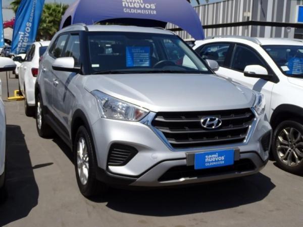 Hyundai Creta GS año 2019