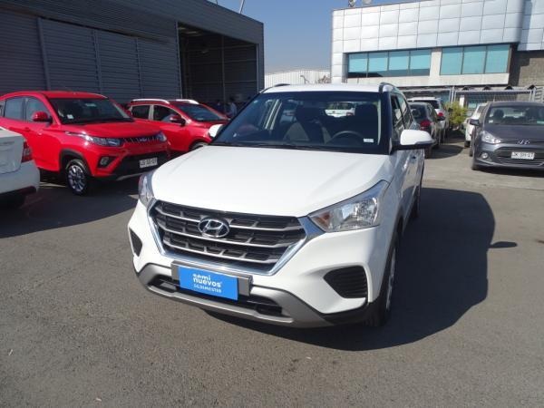 Hyundai Creta AT año 2019
