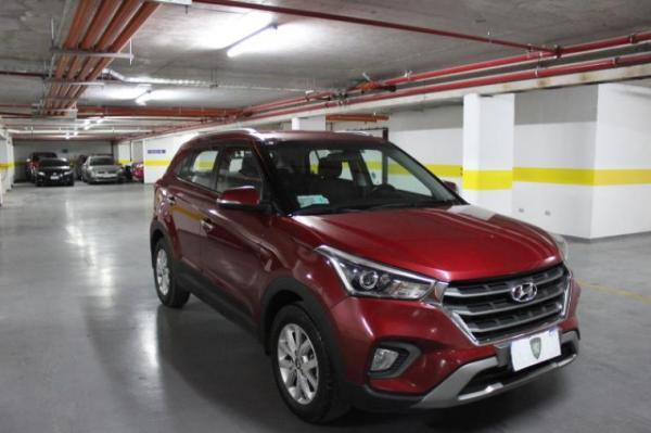 Hyundai Creta GS 1.6 AT año 2019