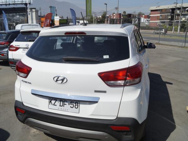 Hyundai Creta GS AT año 2019