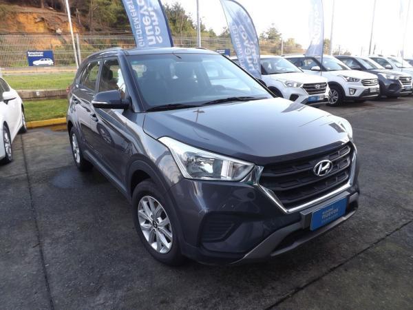 Hyundai Creta CRETA GS PE AT 1.6 año 2019