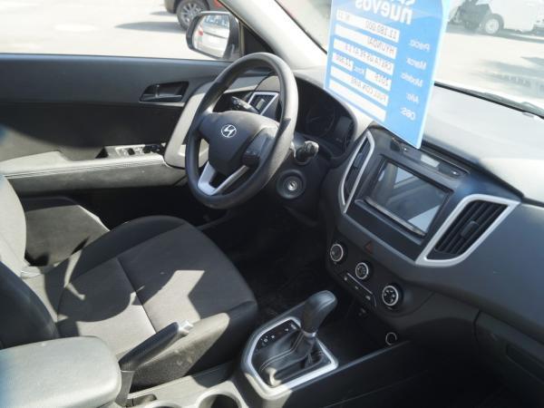 Hyundai Creta GS PE AT año 2019
