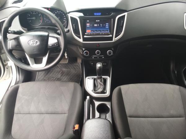 Hyundai Creta GS PE 1.6 AT año 2019
