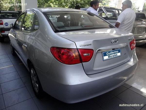 Hyundai Elantra GLS año 2010