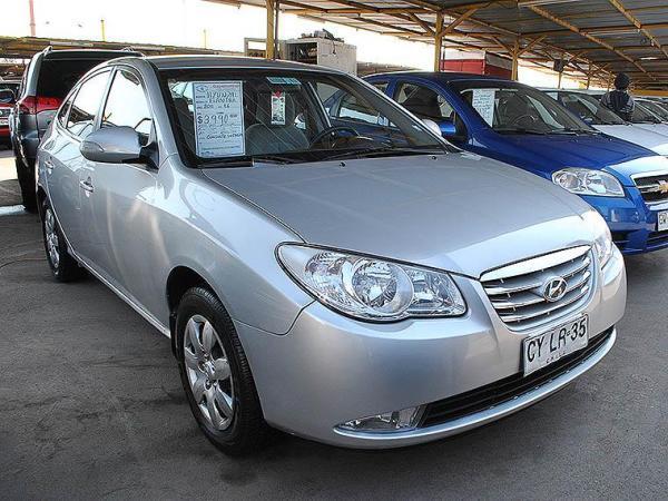 Hyundai Elantra elantra año 2011