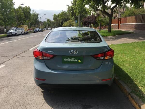 Hyundai Elantra NEW ELANTRA GLS 1.6 MT año 2014