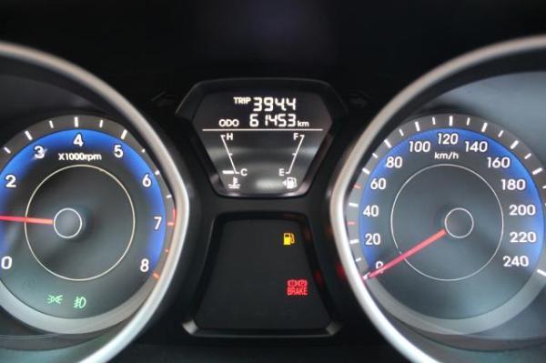 Hyundai Elantra ELANTRA JK GL 1.6 año 2014