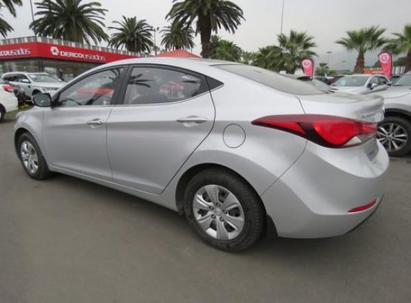 Hyundai Elantra GLS año 2014
