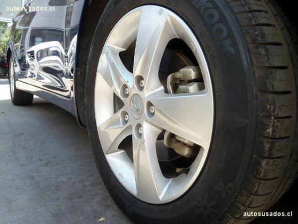 Hyundai Elantra 1.6 GLS AC año 2014